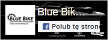 fb: Blue Bike Dealer Scarab, Glastron, Four Winns