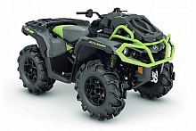 Can-Am Outlander 650 X-MR model 2019