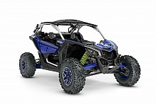 Can-Am Maverick X3 Turbo R XRS MAX model 2018