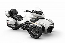 Can-Am Spyder F3 LTD SE6 Pearl White
