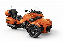 Can-Am Spyder F3 LTD SE6 Phoenix Orange Metall