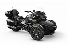 Can-Am Spyder F3 LTD SE6 Steel Black Metallic