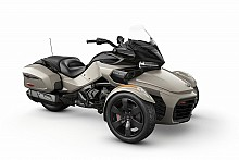 Can-Am Spyder F3 T SE6 Liquid Titanium