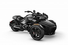 Can-Am Spyder F3 STD SE6 Steel Black Metallic