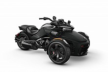 Can-Am Spyder F3 S SE6 Monolith Black Satin