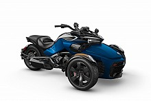 Can-Am Spyder F3 S SE6 Oxford Blue Metallic