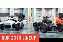Cennik Cam-Am Spyder 2019