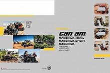 Can-Am Maverick Akcesoria 2020