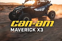 Can-Am Maverick Akcesoria 2021