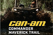 Can-am Maverick Trail / Sport Akcesoria 2021