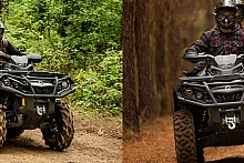 Cennik Can-Am ATV 2018